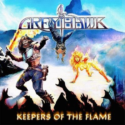 """GREYHAWK: Video vom neuen Epic Power / Heavy Metal Album """"Keepers of the Flame"""""""