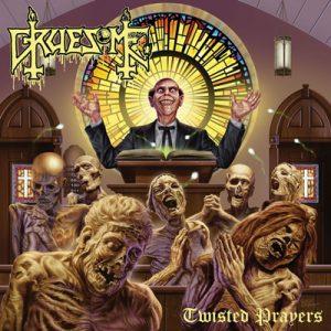 """GRUESOME: weiterer Song vom neuen Album """"Twisted Prayers"""""""