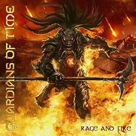 """GUARDIANS OF TIME: Preview und Infos zu """"Rage and Fire"""""""