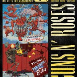 """GUNS N ROSES: Live-DVD """"Appetite For Democracy"""""""