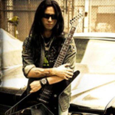 GUS G.: Soloalbum des FIREWIND-Gitarristen