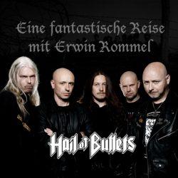 HAIL OF BULLETS: Eine fantastische Reise mit Erwin Rommel