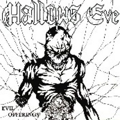 HALLOWS EVE: Evil Offerings (EP, US-Import)