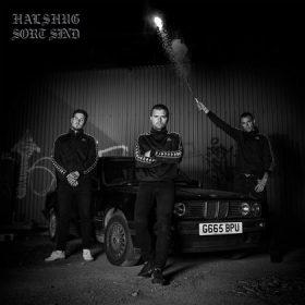HALSHUG: Sort Sind