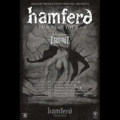 hamferd-tour-2018