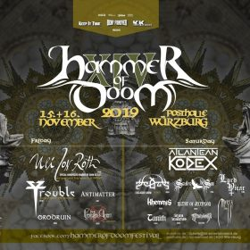 HAMMER OF DOOM 2019: das Billing