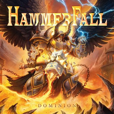 "HAMMERFALL: neues Album ""Dominion"", neues Lyrics-Video"