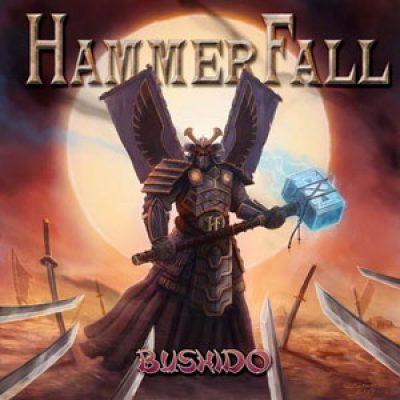 "HAMMERFALL: Single ""Bushido"" kommt im Juli"