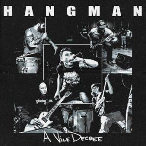 hangman A Vile Decree Cover EP