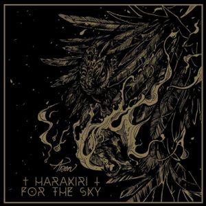 harakiri for the sky arson CD LP Cover