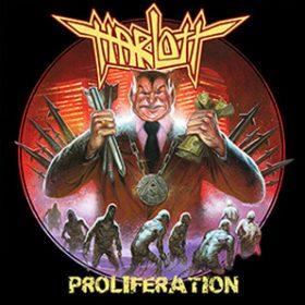 """HARLOTT: neues Album """"Profileration"""""""
