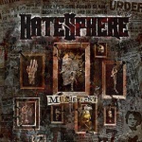 "HATESPHERE: ""Murderlust"" – neuer Song ""Fear Me"""
