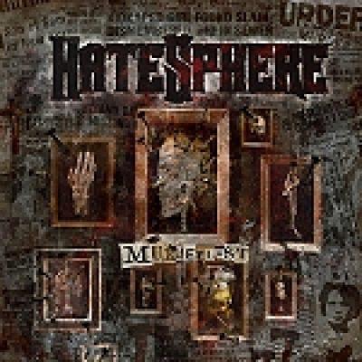HATESPHERE: `Murderlust`als rotes Vinyl