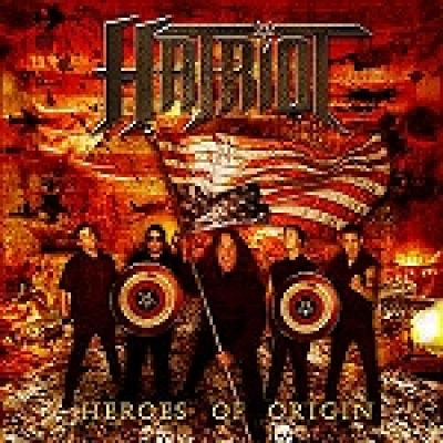 "HATRIOT: ""Heroes Of Origin"" – Artwork und Tracklist enthüllt"