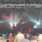 HEADBANGERS OPEN AIR 2018: vampster brennt im Metal-Garten