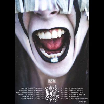 "HEILUNG: neues Album ""Futha"" & Europatour im Herbst"