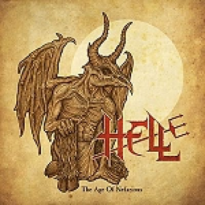 "HELL: Single ""The Age Of Nefarious"" im Oktober"