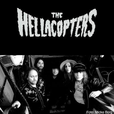THE HELLACOPTERS: arbeiten an einem neuen Album