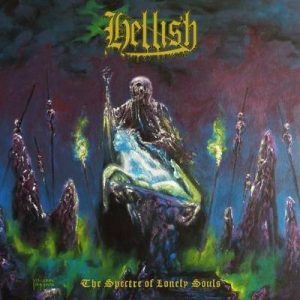 "HELLISH: weiterer Track vom ""The Spectre of Lonely Souls"" Album"