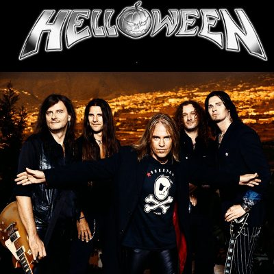 "HELLOWEEN: Re-Releases von  ""Keeper Of The Seven Keys: The Legacy"" und ""Gambling With The Devil"""