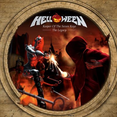 HELLOWEEN: Keeper Of The Seven Keys – The Legacy