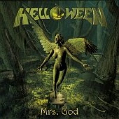 HELLOWEEN: Mrs. God (Single)