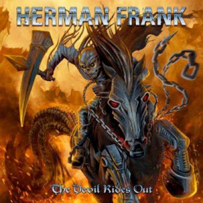 "HERMAN FRANK: neues Album ""The Devil Rides Out"""
