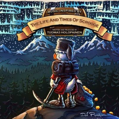 "TUOMAS HOLOPAINEN: Trailer zu ""The Life And Times Of Scrooge"""