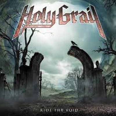 """HOLY GRAIL: """"Ride The Void"""" – Track-by-Track-Videos online"""