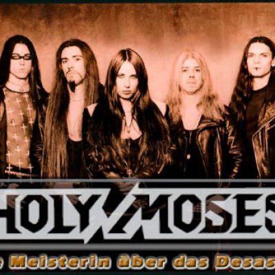 HOLY MOSES: Die Meisterin über das Desaster oder: ´Und wenn ich die Tina Turner des Heavy Metal werde, ist das auch scheiß egal!´
