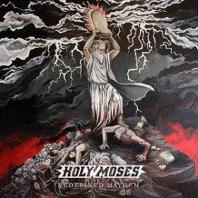 """HOLY MOSES: neues Album """"Redefined Mayhem"""""""
