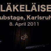 ELÄKELÄISET: Substage, Karlsruhe, 08.04.2011