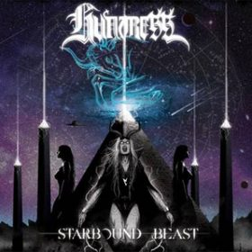 "HUNTRESS: neues Album ""Starbound Beast"""