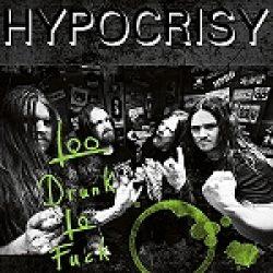 "HYPOCRISY: ""Too Drunk To Fuck"" – 7""-Vinyl mit Coversongs"