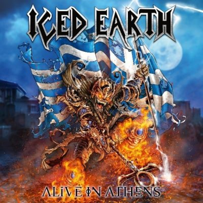 ICED EARTH: Alive in Athens Nachtrag