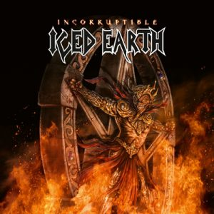 "ICED EARTH: dritter Vorab-Song von ""Incorruptible"""