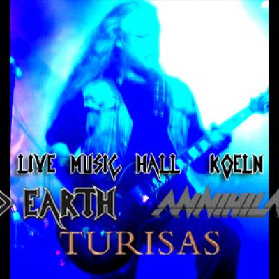 ICED EARTH, ANNIHILATOR und TURISAS am 08. Oktober 2007 in der Kölner Live Music Hall
