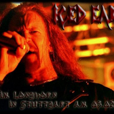 ICED EARTH: Live im Longhorn in Stuttgart am 05.02.2002