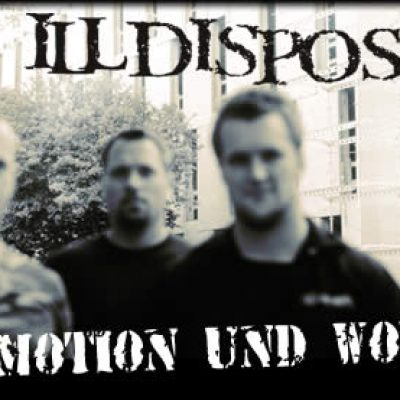 ILLDISPOSED: Promotion und Wodka