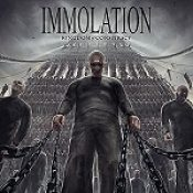 "IMMOLATION: ""Kingdom Of Conspiracy"" – nächster Song online"