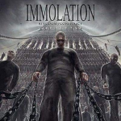 "IMMOLATION: ""Kingdom Of Conspiracy"" – Artwork und Trackliste enthüllt"