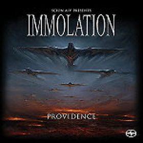 """IMMOLATION: """"Providence"""" – neue EP kostenlos herunterladen"""