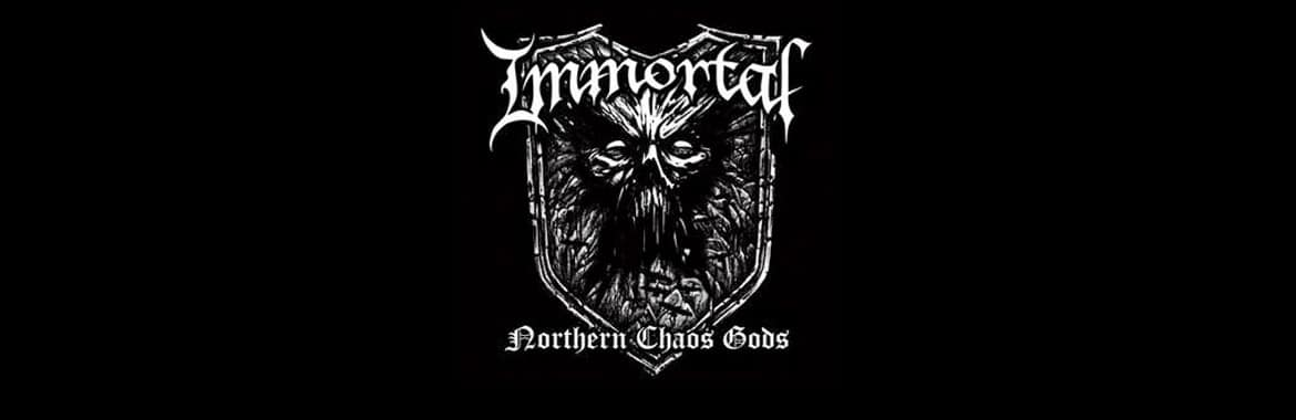 IMMORTAL: Northern Chaos Gods (CD-Review)