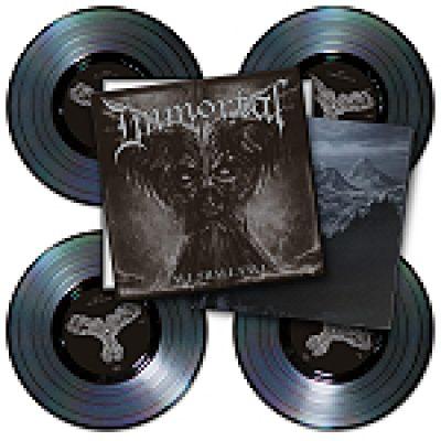 """IMMORTAL: """"All Shall Fall"""" erscheint als Sonderedition auf Vinyl"""