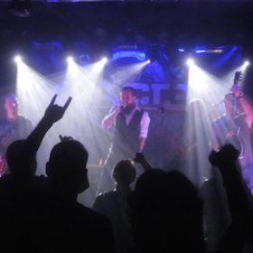 INFINIGHT, IMPACT 36: Garage – Kleiner Club, Saarbrücken, 15.08.2015