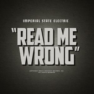 """IMPERIAL STATE ELECTRIC: neue Single """"Read Me Wrong"""", neues Album"""