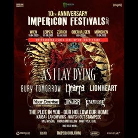 IMPERICON FESTIVALS 2020: WHITECHAPEL und ESKIMO CALLBOY komplettieren das Line-Up