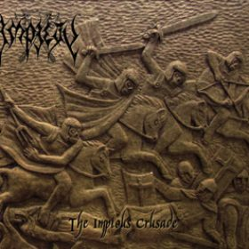 "IMPIETY: neue EP ""The Impious Crusade"""