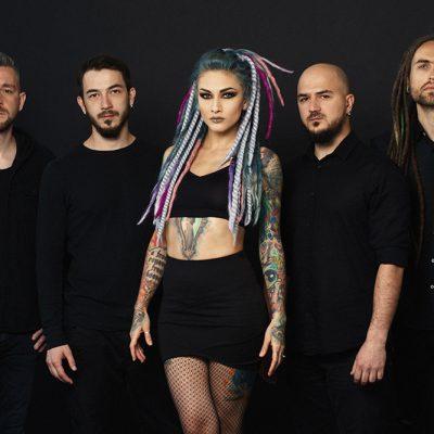 """INFECTED RAIN: erste Single """"Passerby"""" vom Album """"Endorphin"""" & Tourdaten"""