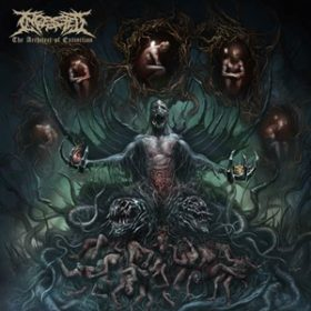 "INGESTED: neues Album ""The Architect Of Extinction"""